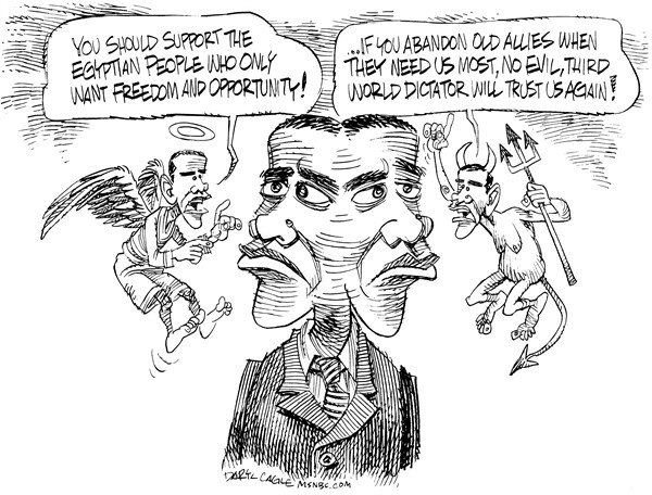 88647 600 Obama Considers Egypt cartoons