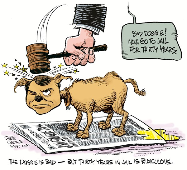 110701 600 John Edwards Doggie Ridiculous cartoons