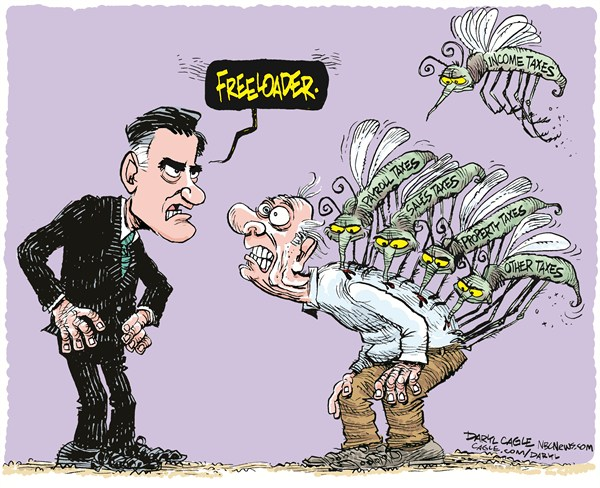 119136 600 My Romney Cartoons: Things Not Looking Good for Mitt cartoons