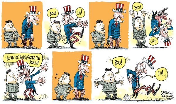 130081 600 Superbug, Obamas Budget Battle and more Lil Kim! cartoons