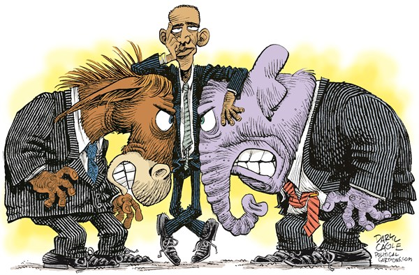 130234 600 Superbug, Obamas Budget Battle and more Lil Kim! cartoons