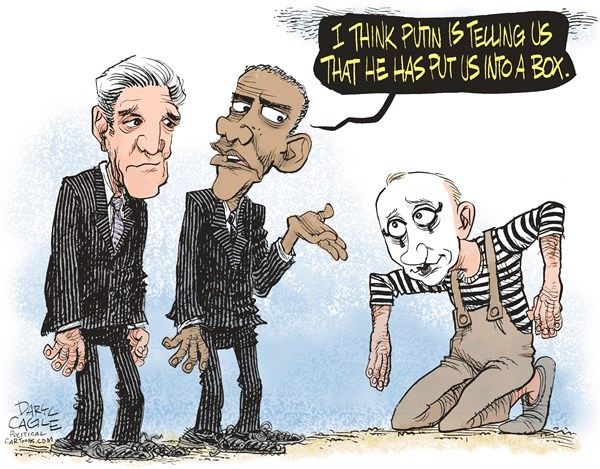 137468 600 Putin, Obama, Talking Butts and More! cartoons
