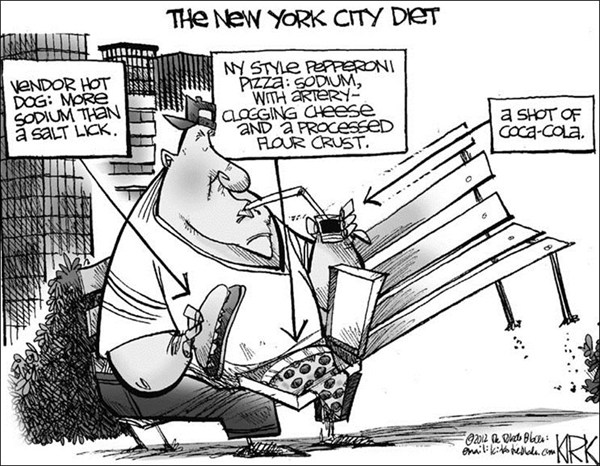 113056 600 New York City Diet cartoons