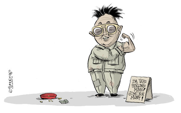 Martin Sutovec - Slovakia - North Korea - English - 		North Korea,Kim Jong Il,leader,money