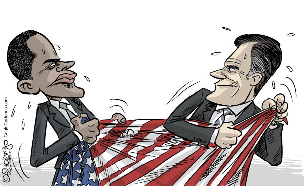 Martin Sutovec - Slovakia - Obama VS Romney - English - Mitt  Romney, Barack Obama, Presidential Elections, Elections 2012