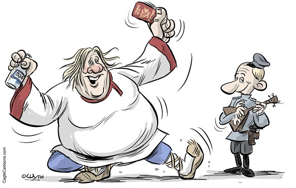 125014 600 Depardieu and Putin cartoons