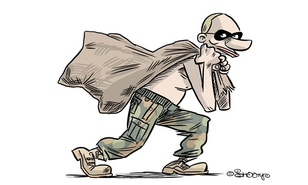 145348 600 Thief Putin cartoons