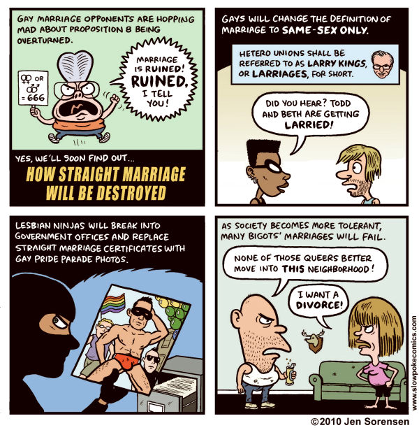 81956 600 How Straight Marriage Will Be Destroyed cartoons