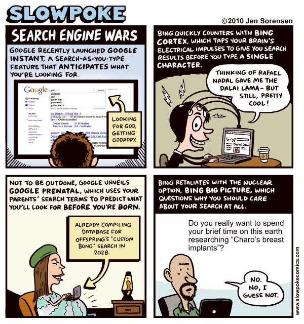 85437 600 Search Engine Wars cartoons