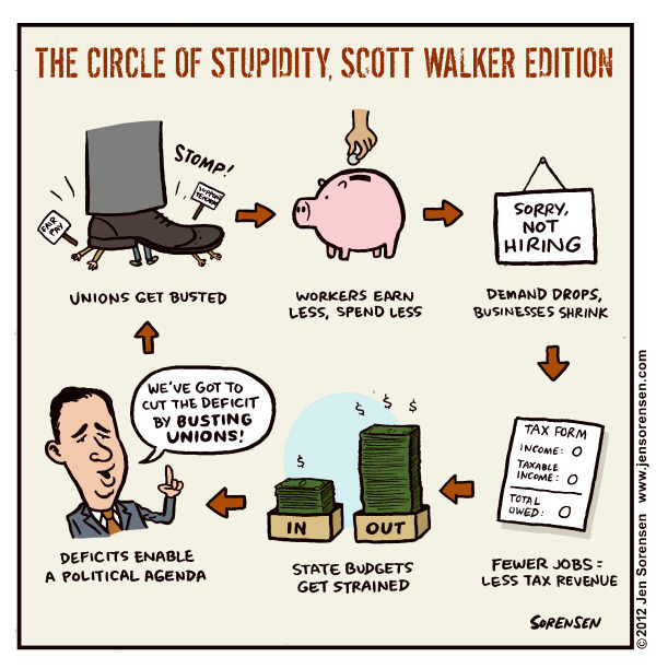 113457 600 Scott Walker cartoons