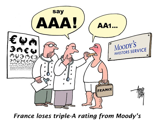 122691 600 France and Moodys cartoons