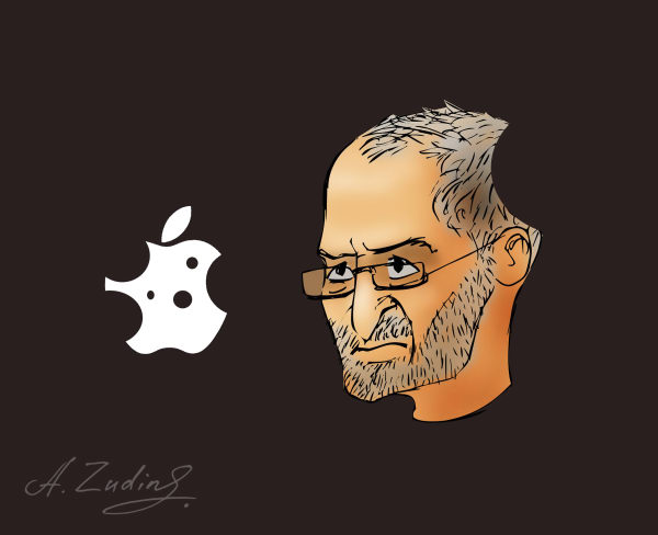 Alexandr Zudin - St. Petersburg, Russia - STEVE JOBS - English - STEVE JOBS