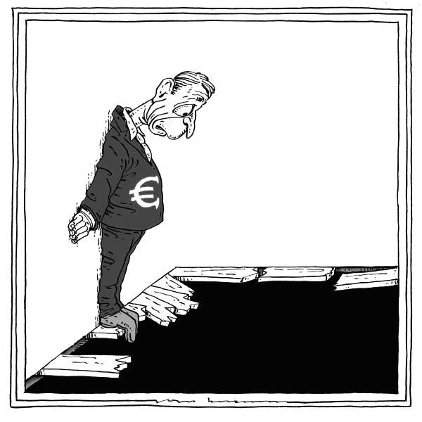 Joep Bertrams - The Netherlands - trust - English - euro, greece, stocks, debt crisis