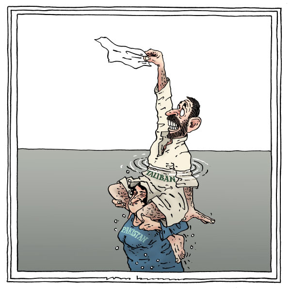 Joep Bertrams - The Netherlands - pakistan disaster - English - pakistan, taliban, floods, disaster, victims