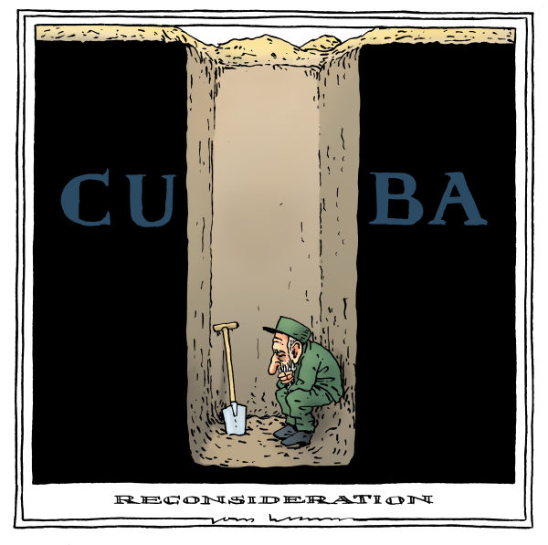 Joep Bertrams - The Netherlands - reconsideration - English - cuba, fidel, castro, economy, revolution