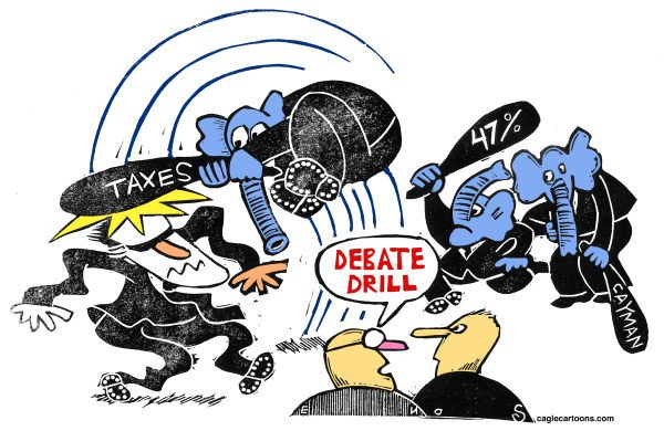 119224 600 Debate Drill cartoons