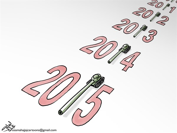 157404 600 New Year cartoons