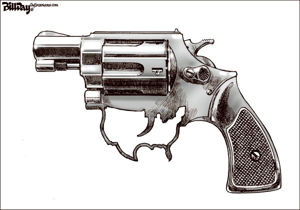 96303 600 Does America Need More Gun Control? cartoons