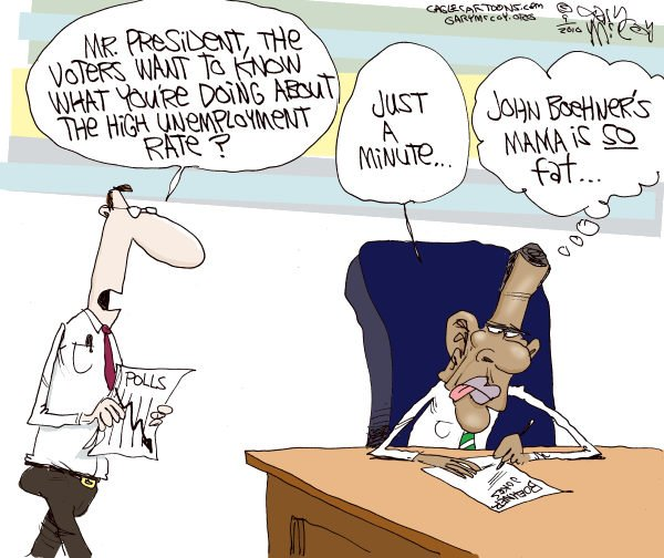 83513 600 Obama Vs Boehner cartoons