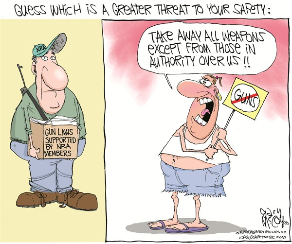 124456 600 Anti Gun Zealots cartoons