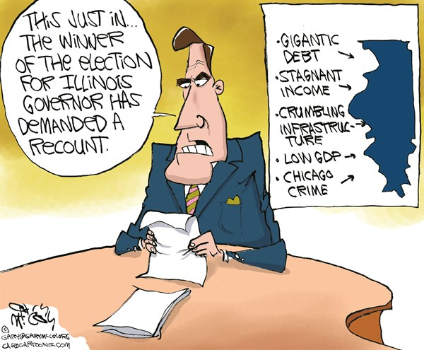 155809 600 LOCAL IL New IL Governor cartoons