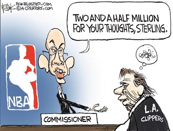148015 600 Donald Sterling cartoons