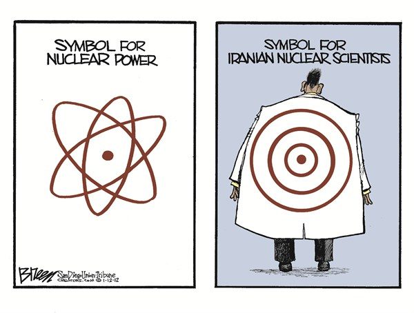 104452 600 Iranian Nuclear Scientists cartoons