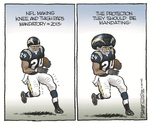 112395 600 Football Protection cartoons