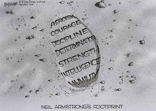 117761 600 Neil Armstrongs Footprint cartoons