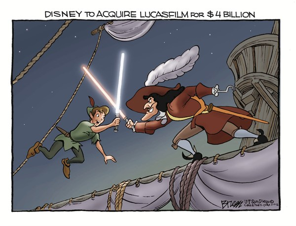 121625 600 Disney Buys Lucasfilm cartoons