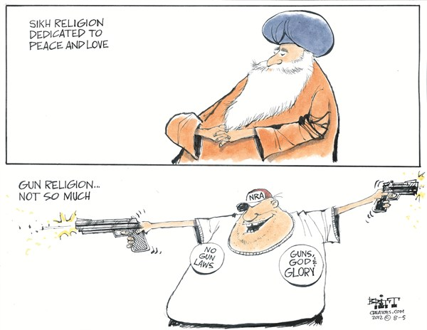 116439 600 Gun Religion cartoons