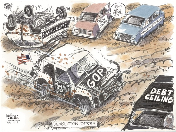125668 600 Demolition Derby cartoons