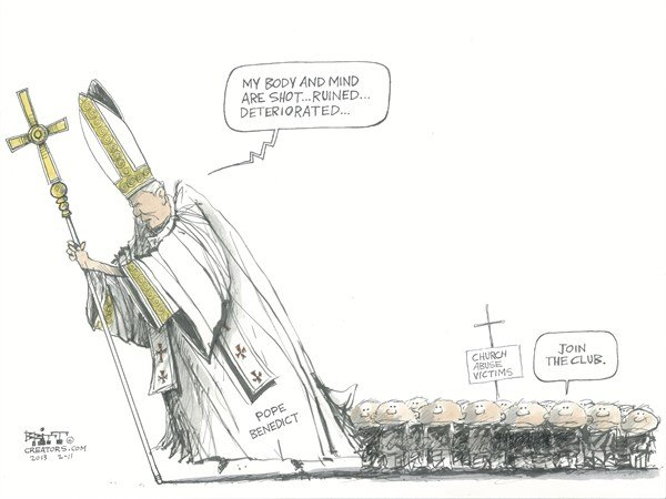 127150 600 Pope Resigns cartoons