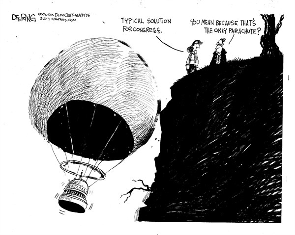 124974 600 Congress Parachute cartoons