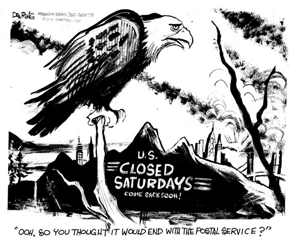 128227 600 Closed Saturdays cartoons