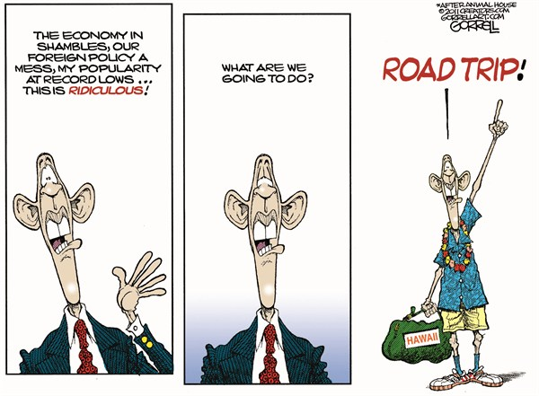 102450 600 Obamas Road Trip cartoons