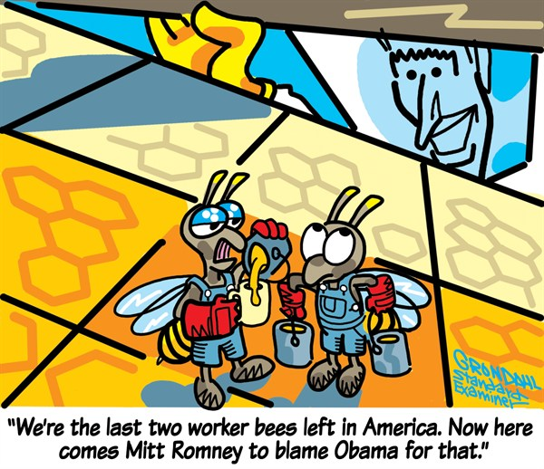 111618 600 Worker Bees cartoons