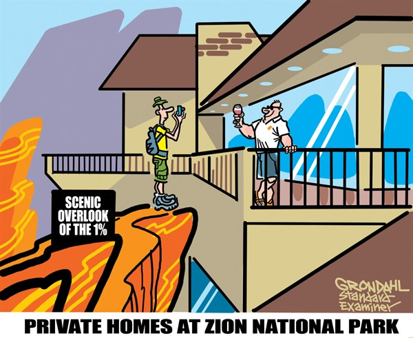 116100 600 Private Homes at Zion cartoons