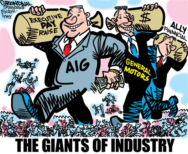 126555 600 The Giants of Industry cartoons