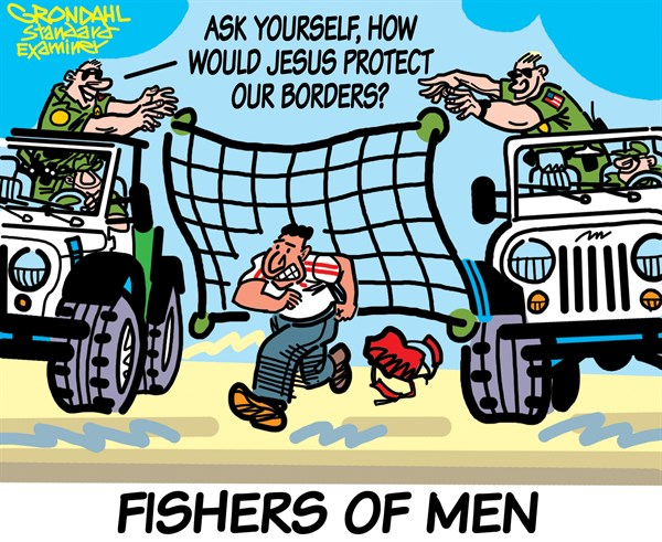128734 600 Fishers of Men cartoons