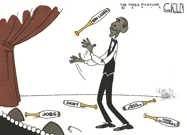 111215 600 Obamas Juggling Act cartoons