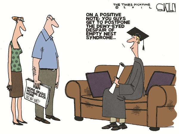 111217 600 Grads Moving Home cartoons