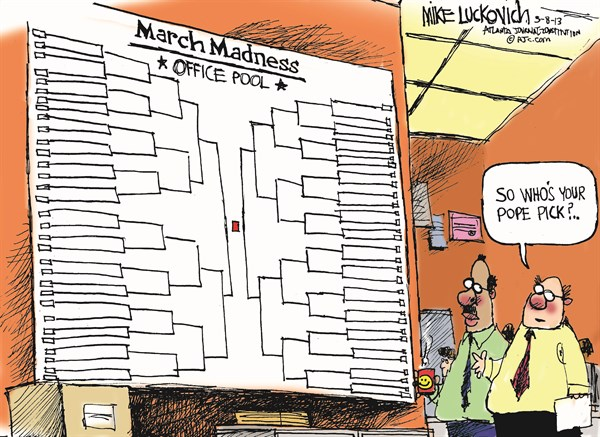128466 600 Pope March Madness cartoons