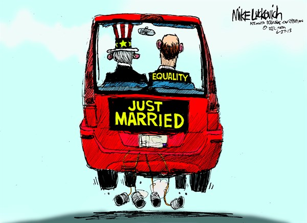 133915 600 Just Married cartoons