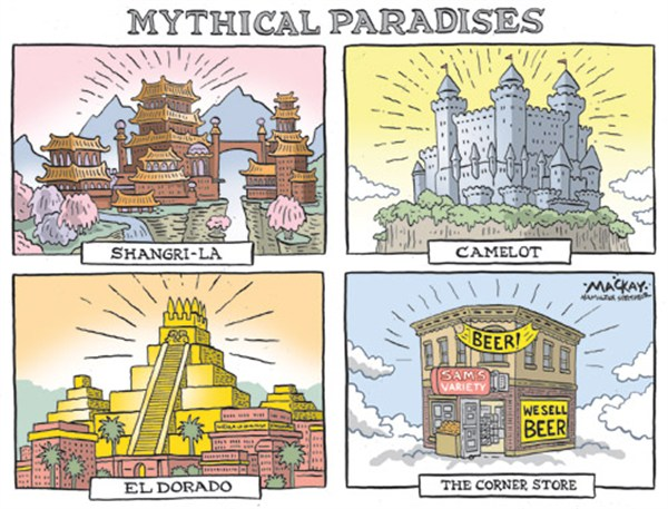 115901 600 Mythical Paradises cartoons