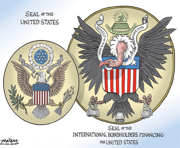 138988 600 Seal of the United States cartoons