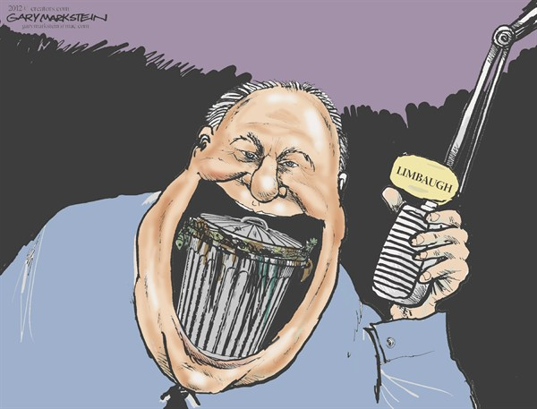 107769 600 Trash Limbaugh cartoons
