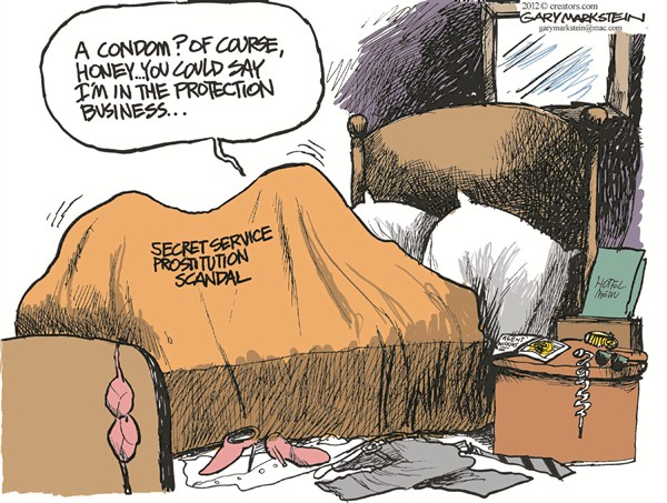 110242 600 Protection Business cartoons