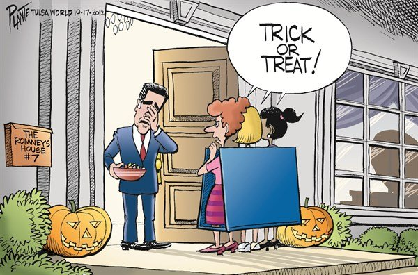 120636 600 Trick or Treat cartoons