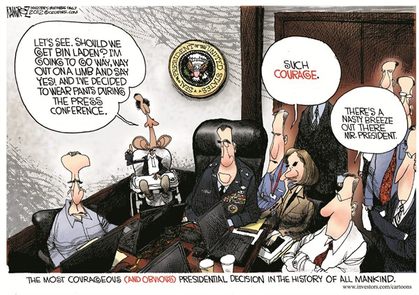 111014 600 Obvious Presidential Decision cartoons